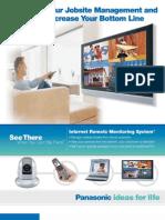 Internet Remote Monitoring System