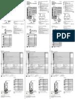 Telemecanique Altivar 08 Installation Manual