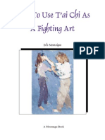 Tai Chi Chuan - Tai Chi as a Fighting Art