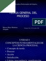 Powerpoint Teoria General Del Proceso Capitulo 1 1226977745027190 9