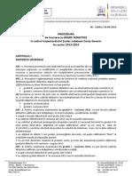 Procedura Inscriere Grade Didactice Isj Cs 2013-2014