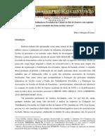 PESTANA, Marco M. a Coligação Dos Trabalhadores Favelados - Um Capítulo Pouco Estudado Das Lutas Sociais Cariocas
