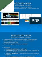 Modelos de Color