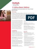 Avaya IP Office Basic Edition LB48222