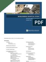 Plainfield Muhlenberg Hospital Study