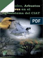 Arboles Arbustos y Aves Ciat