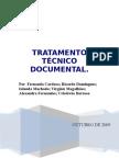 TRATAMENTO TÉCNICO DOCUMENTAL