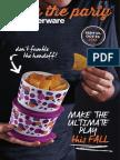 Tupperware mid-September Brochure – US English