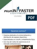 Presentacion Productos Again Faster