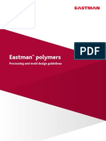 Eastman Polymers - Processing and Mold Design Guidelines