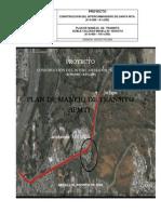 Plan de Manejo Del Transito Sta Rita