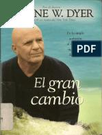 El Gran Cambio-Wayne Dyer