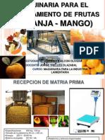 Maquinaria para el procesamiento de frutas.pptx