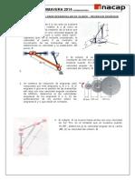 Guía de Ejercicios Mecanica_DINAMICA_primavera2014