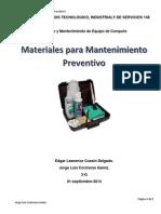 Materiales Para MP 1