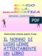 Grammatica in PP
