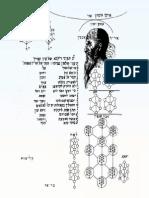 Kabbala Denudata - Disegno