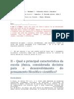 Exercício de Filosofia Geral e Jurídica 2014.2