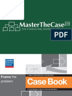 London-2013 case book