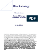 ING Direct Strategy