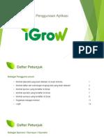 iGrow User Manual