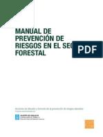 Manual de Riesgos Laborales Forestales