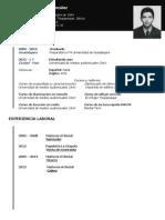 Curriculum Cheque