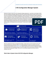 Configuration Manager 2012 R2 System Requirements