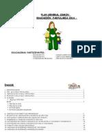 Plan General Comun Parvulos 2014