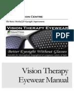 VisionTherapyEyewearManual MY