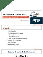 2013Agosto_Inteligencia de Negocios