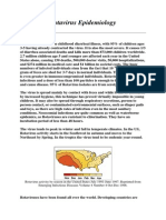 Rotavirus Epidemiology