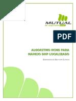 Algoritmo HCMS Para Manejo DNP Localizado