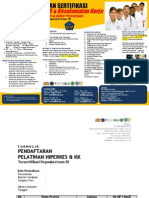 Publik Training Hiperkes Medan-Sumatera Utara