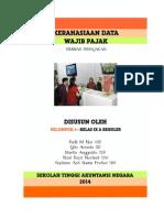 Kerahasiaan Data Wajib Pajak