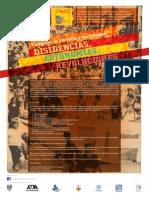 Cartel Disidencias Autonomias Revoluciones 4 Agosto2015