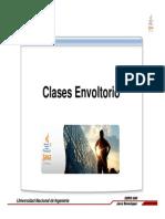 1 Clases Envoltorio