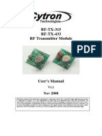 RF_TX_User's_Manual