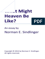 What Might Heaven Be Like?