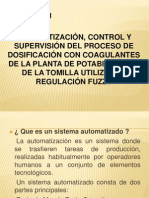 Tesis de Automatizacion, Control....C-11 Examen