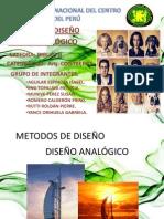 DISEÑO ANALOGICO