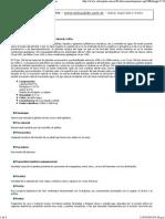 Diccionario Geológico - Petroleo