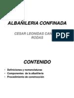 Revision Norma Tecnica e.070 (1-4)