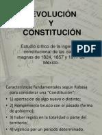 Revolución y Constitución