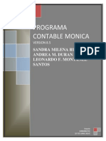 Soware Contable Monica Version 8.5