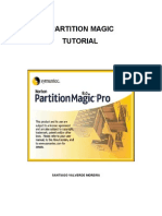 Manual Partition Magic