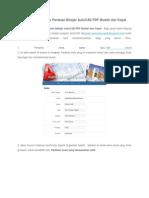 Cara Download eBook Panduan Belajar AutoCAD PDF Mudah Dan Cepat