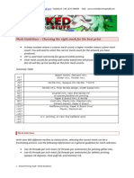 WPS Mesh Guidelines