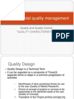 Report in Total Quality Management EJ