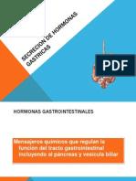 Hormonas Gastricas